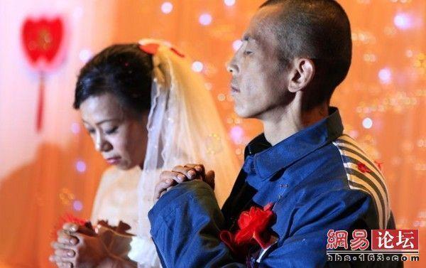 ■唸声中国/ガン末期の女性と服役囚が獄中結婚、ネットでは中国人が皆感動、英雄扱い