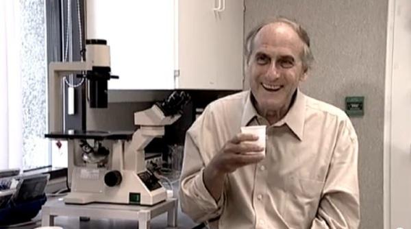 ▼唸声の気になる映像/ノーベル賞受賞発表後、すでに死亡していたラルフ・スタインマン教授