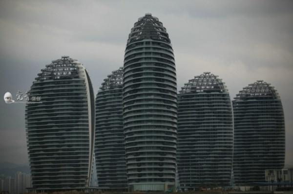 ▼唸声の気になる写真/中国:バブル崩壊の海南島のマンション - 唸声のブログ 唸声のブログ ▼唸