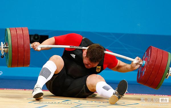 ▼唸声の痛い映像/オリンピック:重量挙げでバーベルが選手の首に落下! - 唸声のブログ 唸声のブ