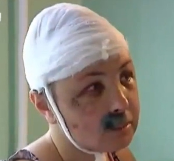 レイプし、体中に暴行を加える - 唸声のブログ 唸声のブログ ▼唸声の気になる映像/ウクライナ: